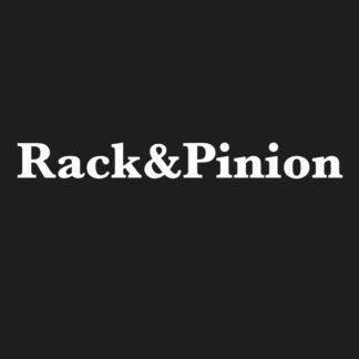 Rack&Pinion (ラックアンドピニオン)