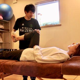 膝と歩きLab Re:ZERO