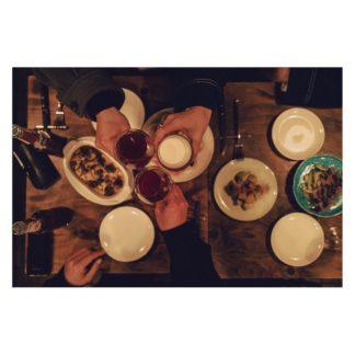 ナチュラルなワインと純米燗酒Pésci-ペッシ‐